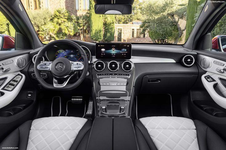 2020 Mercedes Benz Glc 300 Coupe Exterior Interior Walkaround