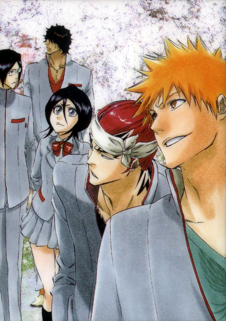 Bleach- Ichigo is the hottest anime character EVER!