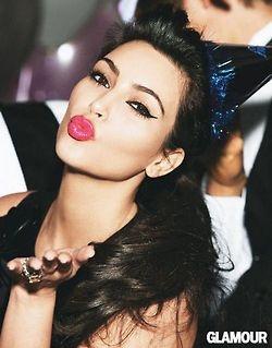Tumblr kim k make upKimkardashian, Kourtney Kardashian, Cat Eye, Beautiful, Pink Lips, Photos Shoots, Makeup Looks, Lamborghini, Lips Colors