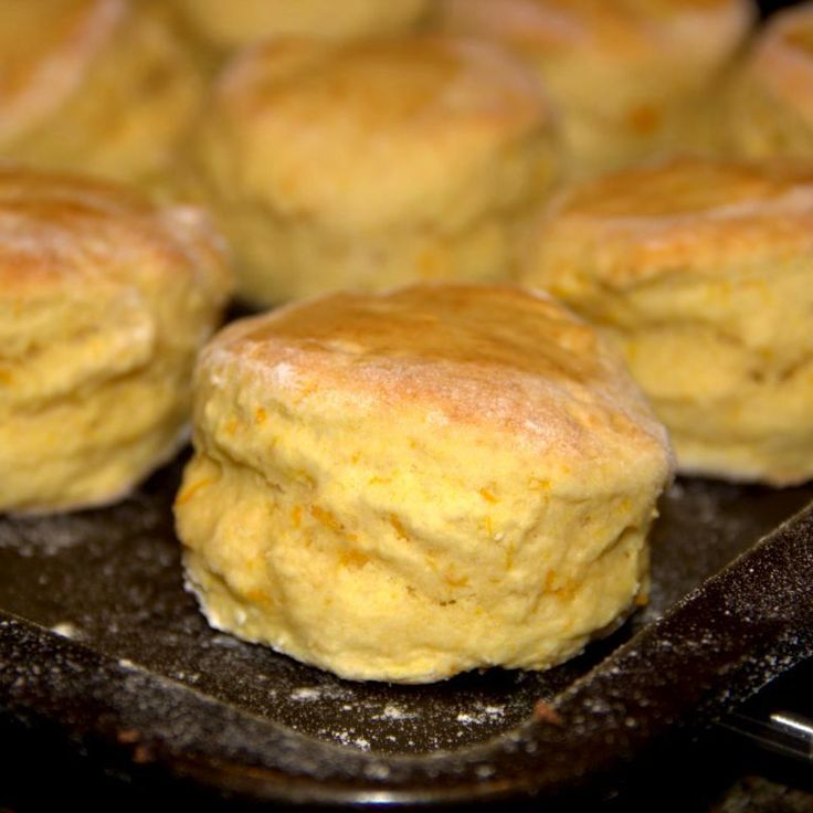 Homemade Pumpkin Scones @ http://allrecipes.com.au