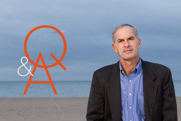 Q  A with Norman Finkelstein - David Samuels