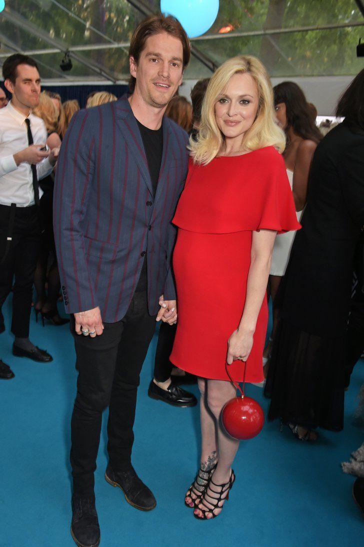 Pin for Later: Les Glamour Awards Étaient Très . . . Glamour! Jesse Wood et Fearne Cotton