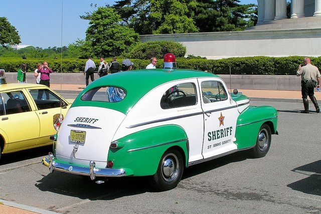 1948 Police Car | 1948 Ford police car | Flickr - Photo Sharing!
