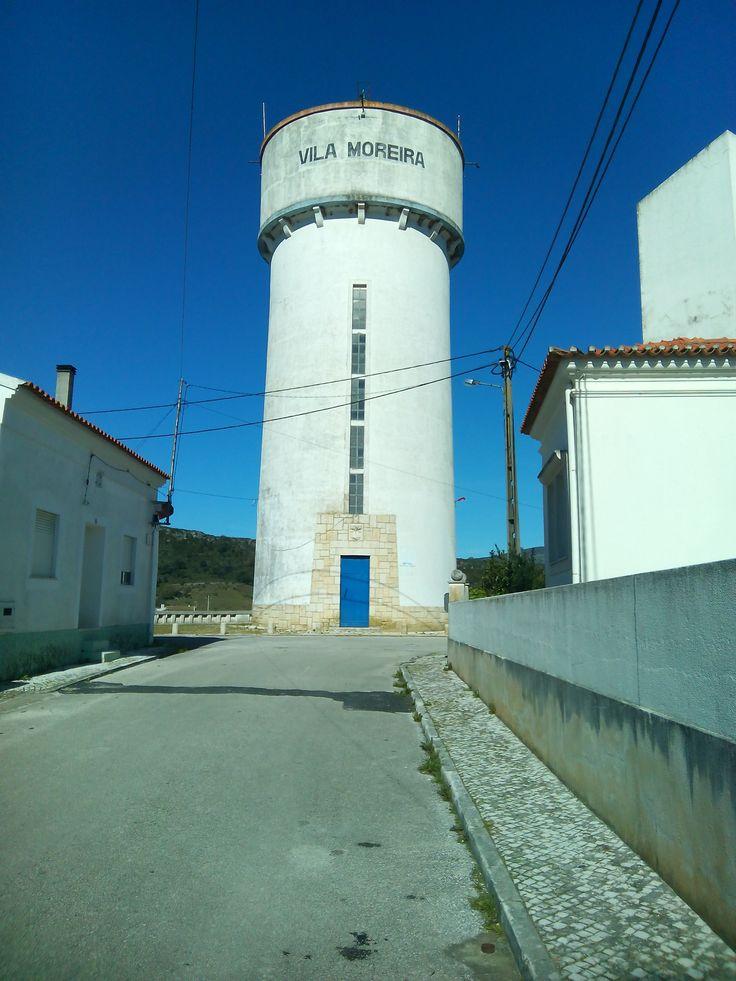 Depósito de Água, Vila Moreira
