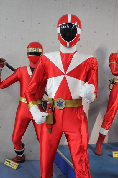 17 Best images about Red Lightspeed Ranger on Pinterest ...