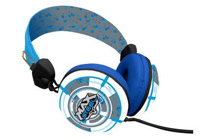 Auriculares Premium de Max Steel con diseño exclusivo y calidad premium. Con estos auriculares podrán disfrutar de la acción de Max Steel, música, juegos, episodis, película Max Steel ... todo con una gran calidad de sonido.