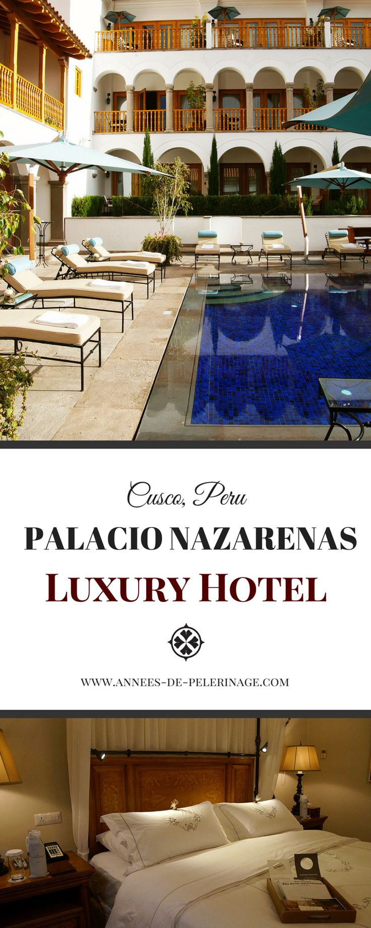A review of the palacio nazarenas luxury hotel in cusco ive been there