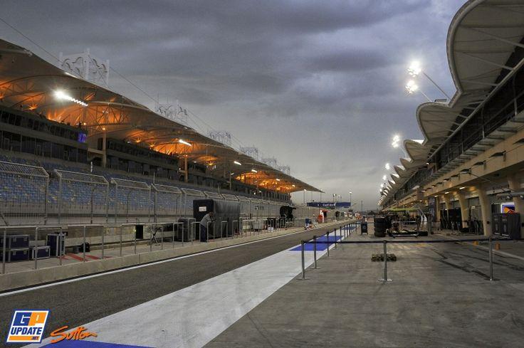 Formule 1 Grand Prix van Bahrein 2014, Formule 1