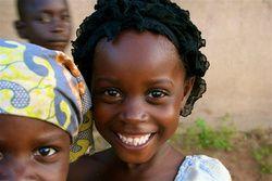 Gør en forskel for børn i Afrika med Afrika InTouch