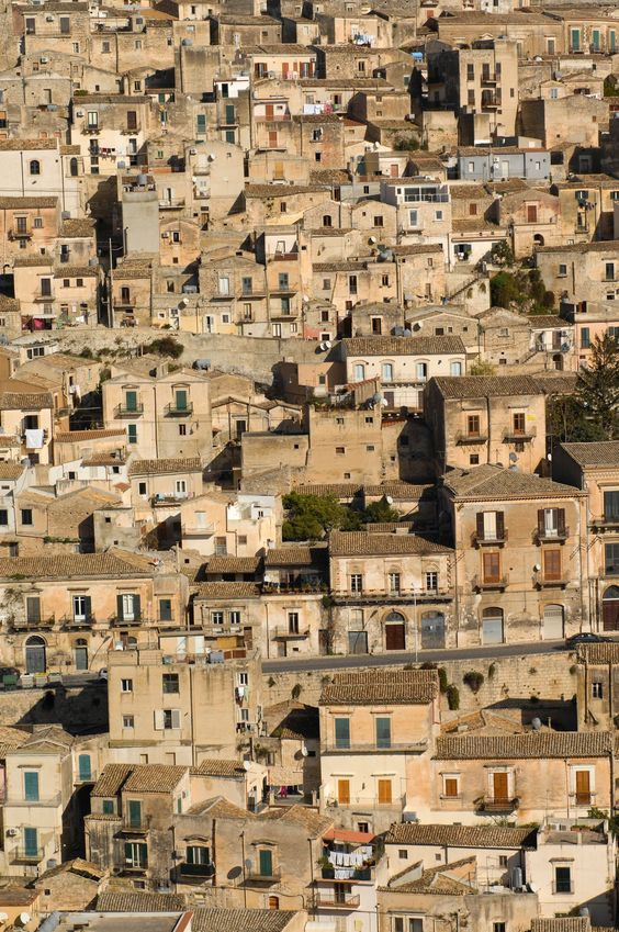 Modica, Ragusa (Sicily)