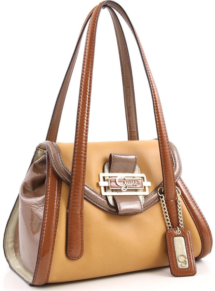 Vintage Guess Handbags Cinhent Backpacks Fashionable Girl
