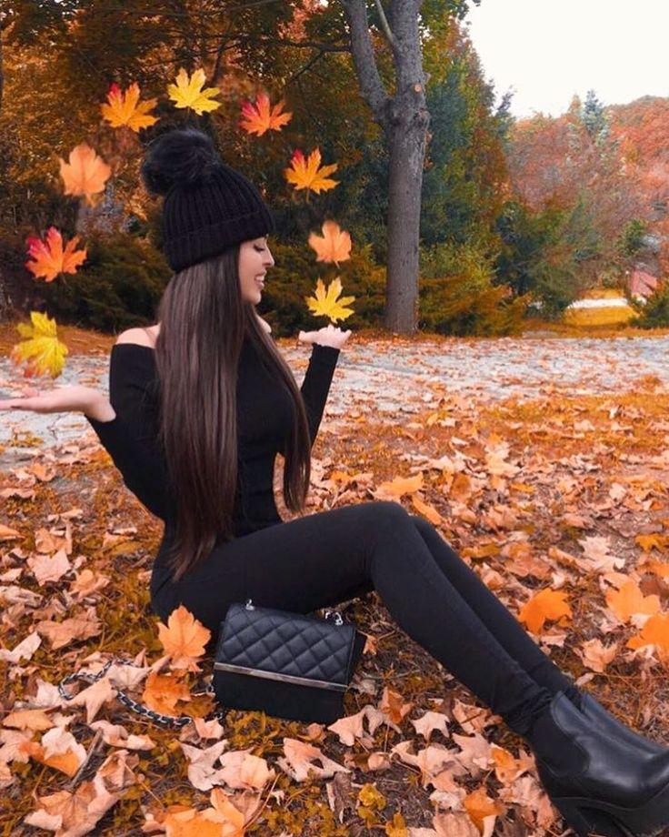 Идеи крутых осенних фотосессий