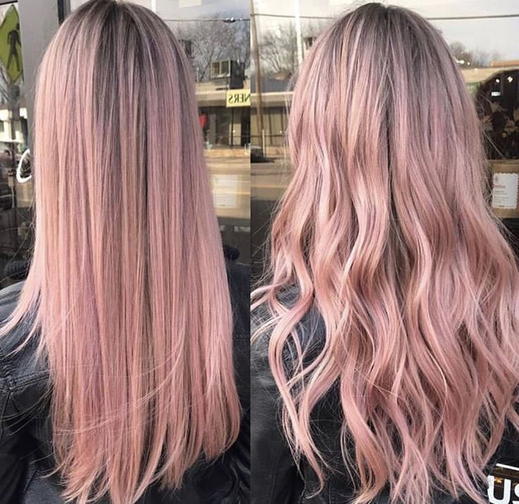 10 Refreshing Shades Of Spring Hair Color Spring Hairstyles Cool Hair Color Hot Hair Colors Spring Hair Color Light Pink Hair Hair Styles