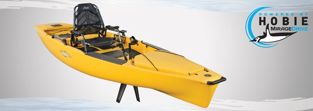 Hobie Cat Company - Mirage Pro Angler 14