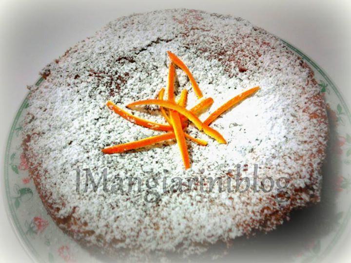I Mangiarini: Torta soffice all'arancia