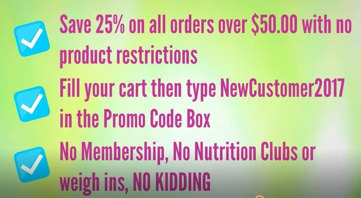 Coupon code for herbalife