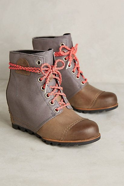 Sorel 1964 Premium Wedge Boots #anthropologie