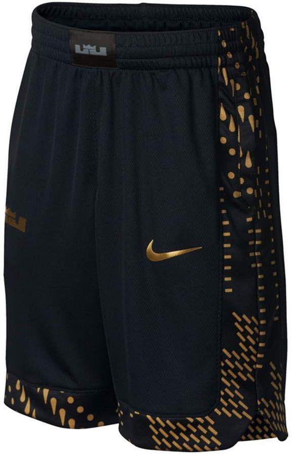 Nike Big Boys Dry Lebron Graphic Basketball Shorts Reviews Shorts Kids Macy S Basketball Clothes Nike Basketball Shorts Basketball Shorts