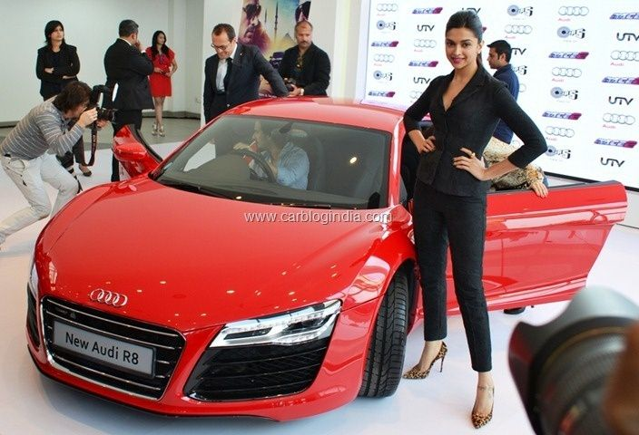 Cool Audi: 2013 Audi R8 Launched In India By Race 2 Star Cast...  Indian Car News Check more at http://24car.top/2017/2017/07/13/audi-2013-audi-r8-launched-in-india-by-race-2-star-cast-indian-car-news/