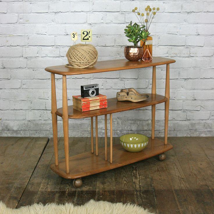 Vintage Elm   Beech Ercol Bookcase. Best 25  Ercol furniture ideas on Pinterest   Ercol sofa  Ercol