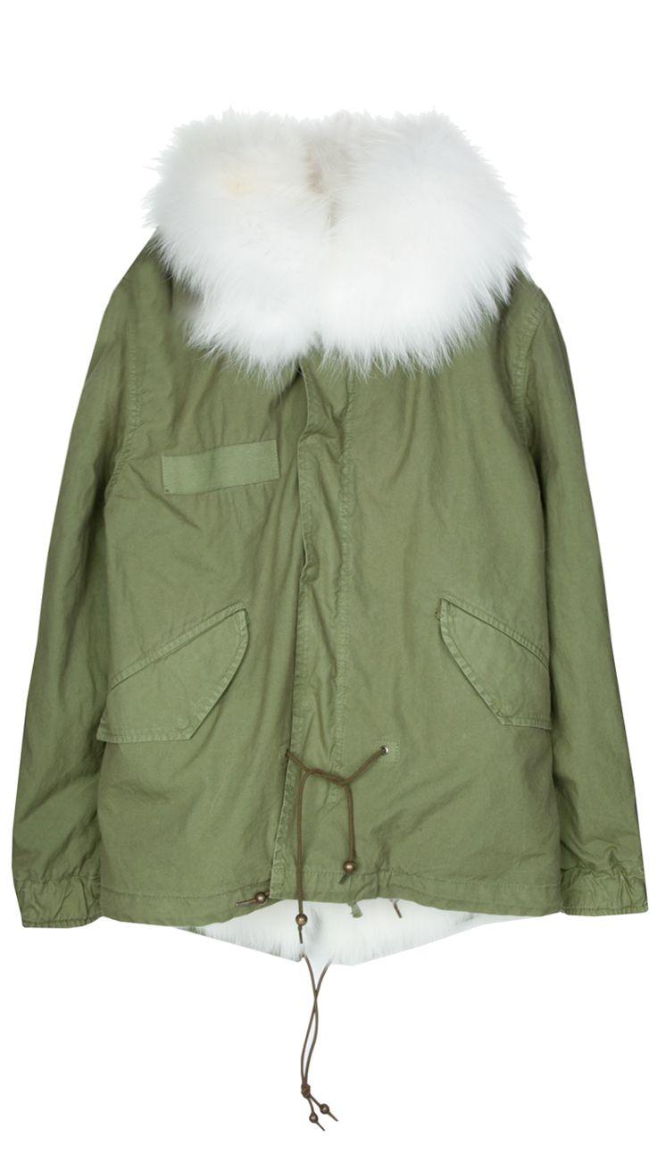 Mr & Mrs Italy army jacket