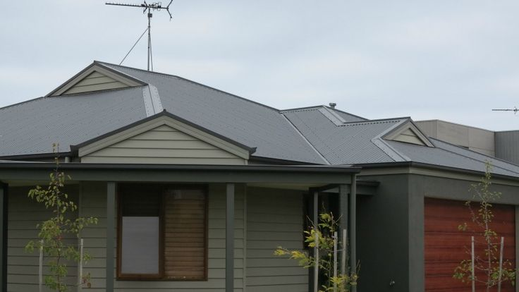 Marvel at this new Colorbond Roof in Torquay True Blue Roofing Pty Ltd have just completed this new Colorbond Roof for a new home in Torquay, Victoria. The gallery of completed photos for this home goes to show how amazing a Colorbond corrugated / custom orb roof can look! It reminds us of the TV...