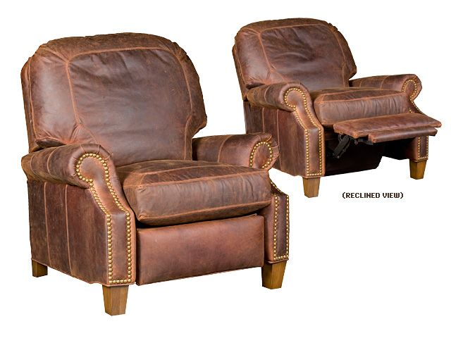 Shop For King Hickory Jefferson Leather Recliner, And Other Living Room Arm  Chairs At Schmitt Furniture Company In New Albany, IN.