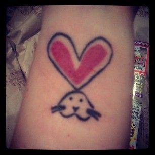 Pinterest the world s catalog of ideas for Vegan tattoo 269