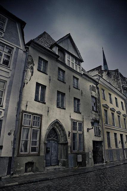 Gothic House Tallinn Estonia