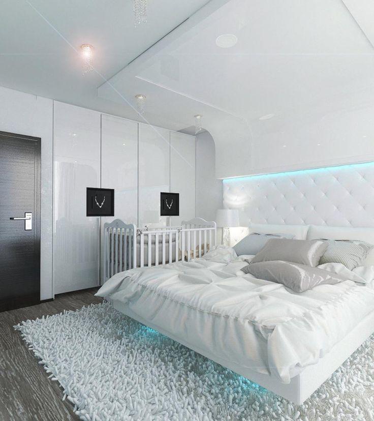 gorgeous-white-bedroom-design