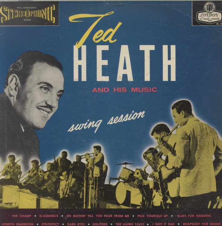 Ted Heath And His Music - Ted Heath Swing Session