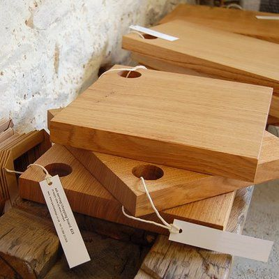 square   Wooden Chopping Boards