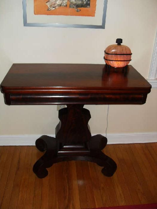 19 best Antique Tea Tables and card tables images on Pinterest