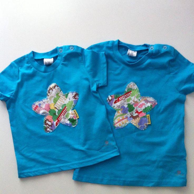 camiseta para Pablo y Gonzalo