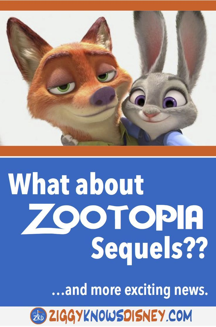 Zootopia 2 And 3 Sequels Coming From Disney Details And Release