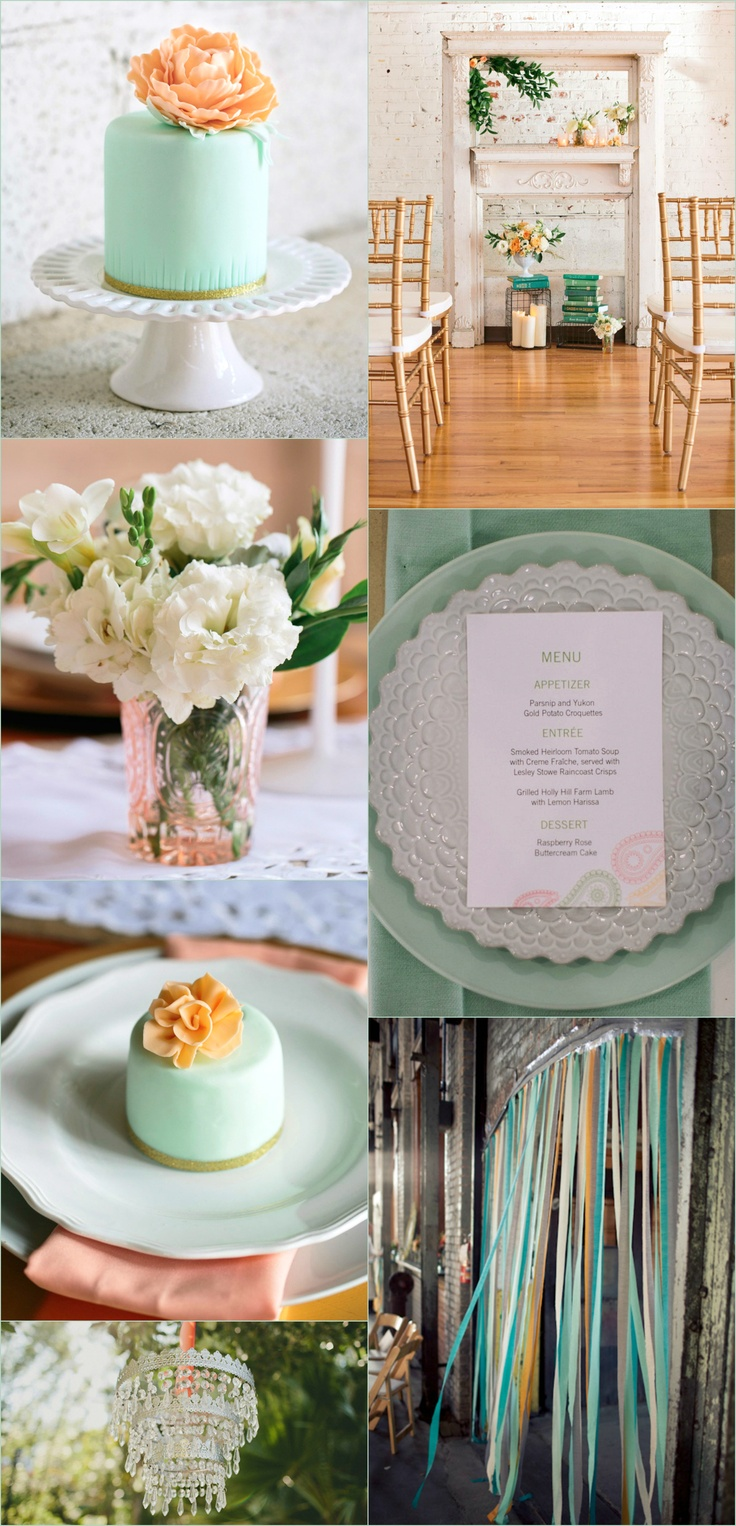 Emerald wedding decor ideas   best Tablescapes images on Pinterest  Decorating ideas Floral