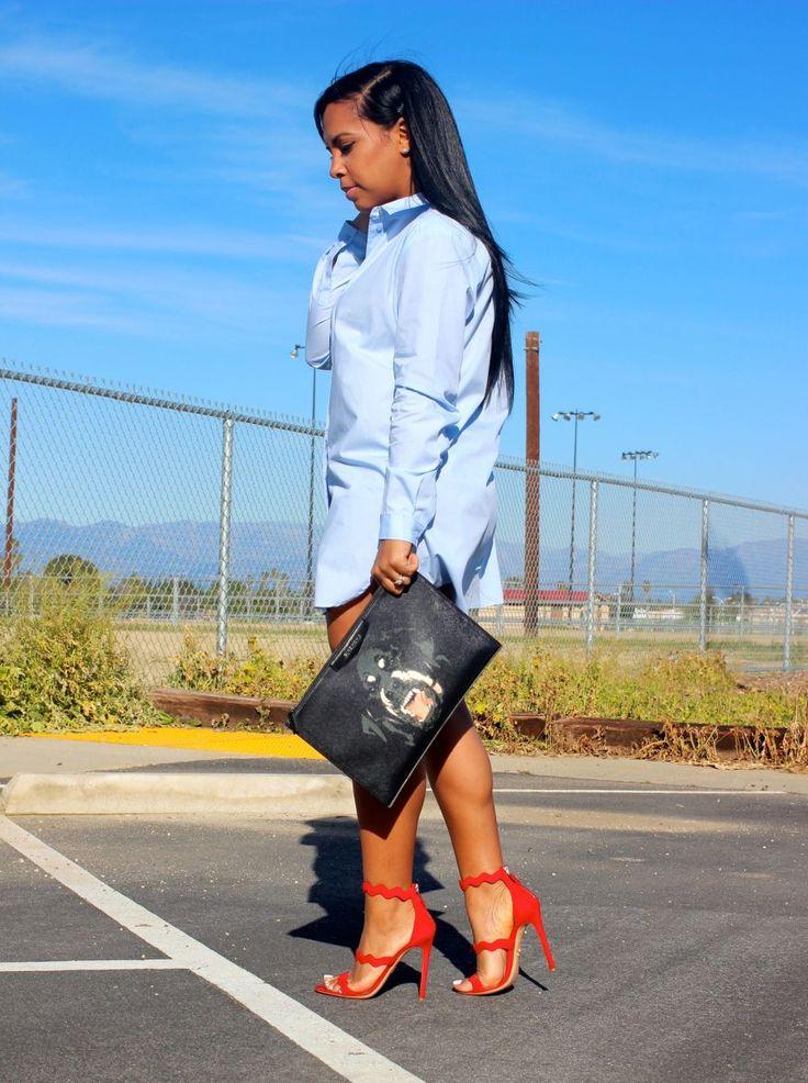 Best 25  Button down shirt dress ideas on Pinterest | Plaid dress ...
