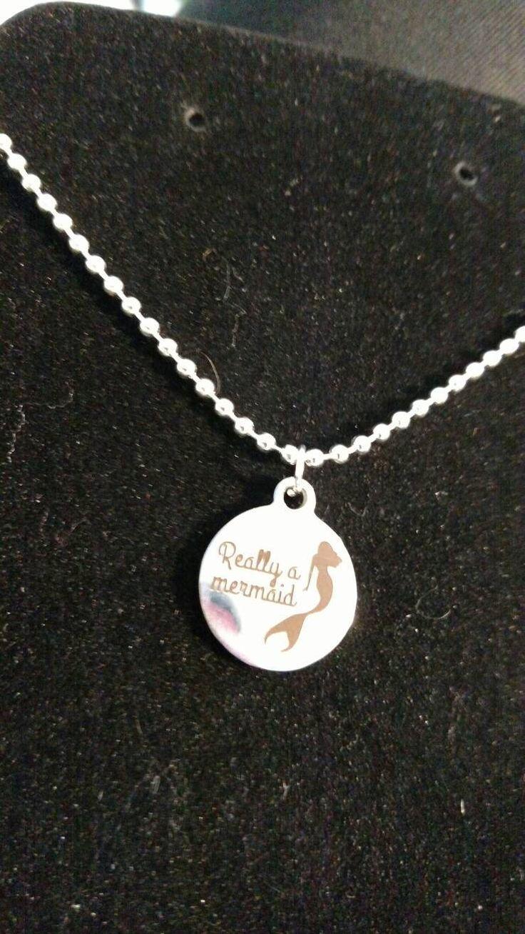 Mermaid Gift  Mermaid Gifts  Mermaid Necklace  Mermaids  Gift For Her   Teen Girl Gift  Mermaid Jewelry  Mermaid Gift