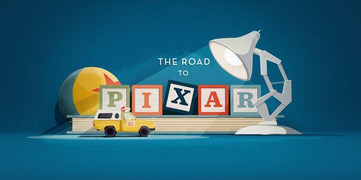 Road To Pixar
