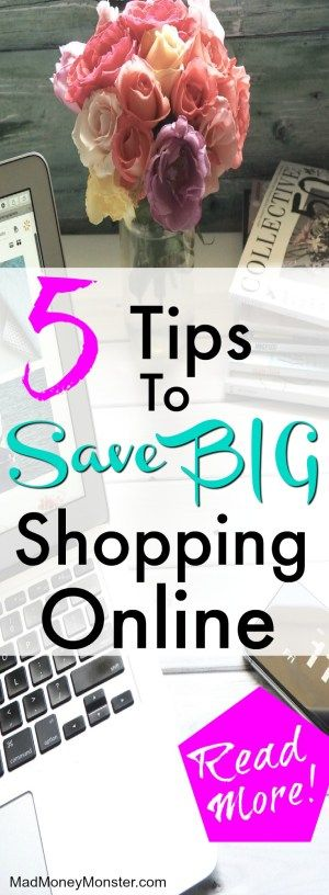 If you're an avid online shopper, this is a MUST READ! #2 is amazing! Shopping Online | Shop Online | Save Money Shopping Online | Online Coupons | Online Coupons Codes | Coupon Sites | Cashback Deals | Online Auction Sites via @MadMoneyMonster