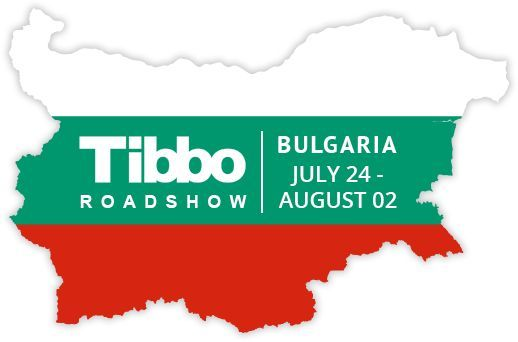 Tibbo Roadshow in Bulgaria Tibbo Systems team led by CEO Victor Polyakov is now on a roadshow in Bulgaria in order to get closer to Tibbo partners and customers.  Until August 2 we are in Bulgaria. It would be great to meet you to discuss possible partnership and have a good time. If you're a system integrator, software distributor or OEM/ODM manufacturer looking for IoT solution, feel free to contact us and arrange the meeting: Victor Polyakov, CEO: victor@tibbo.com Anton Grachevnikov, IT…