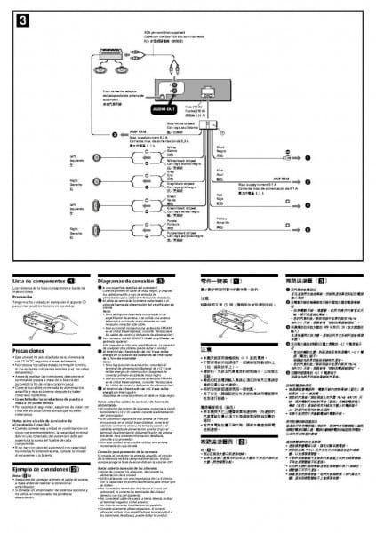 30 Sony Cdx Gt270mp Wiring Diagram