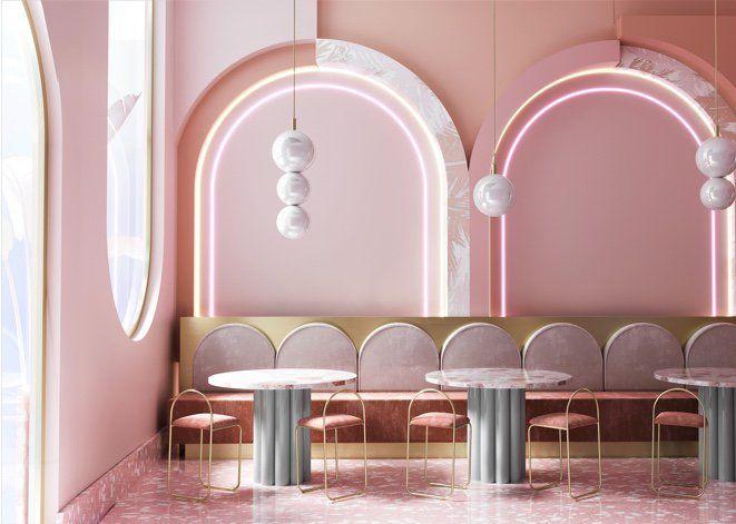 Istanbul Coffee Shop & Store by Gülmen Interiors