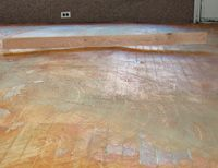 Step by step fixing an uneven wood floor subfloor for Hardwood floors uneven
