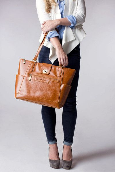 Kelly Moore Bag - the Esther. I love that Kelly names her bags after her precious girls.