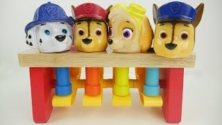 Best Learning Colors for Toddlers Video Teach Babies with Toy Peg Pounding Benches Rainbow Fun! - YouTube