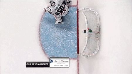 NHL Goalie Makes Spectacular Save That You Have To See To Believe
