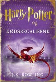 Harry Potter og dødsregalierne af J. K. Rowling, ISBN 9788702114430