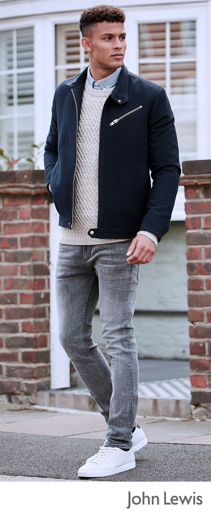 Browse our selection of Men's Coats and Jackets with a large assortment of  styles from men's leather jackets, to Mac and Trenchcoats from designer  brands at ...
