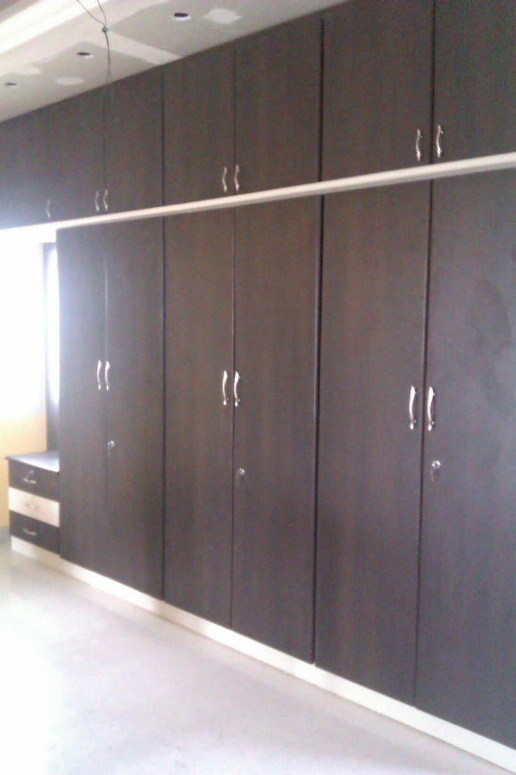 Bedroom Cupboard Designs In India